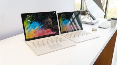 Surface Book 2 flies higher with eighth-gen Core and Pascal