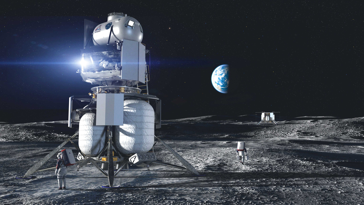 Jeff Bezos asks NASA for moon lander contract, offers to cover billions in costs