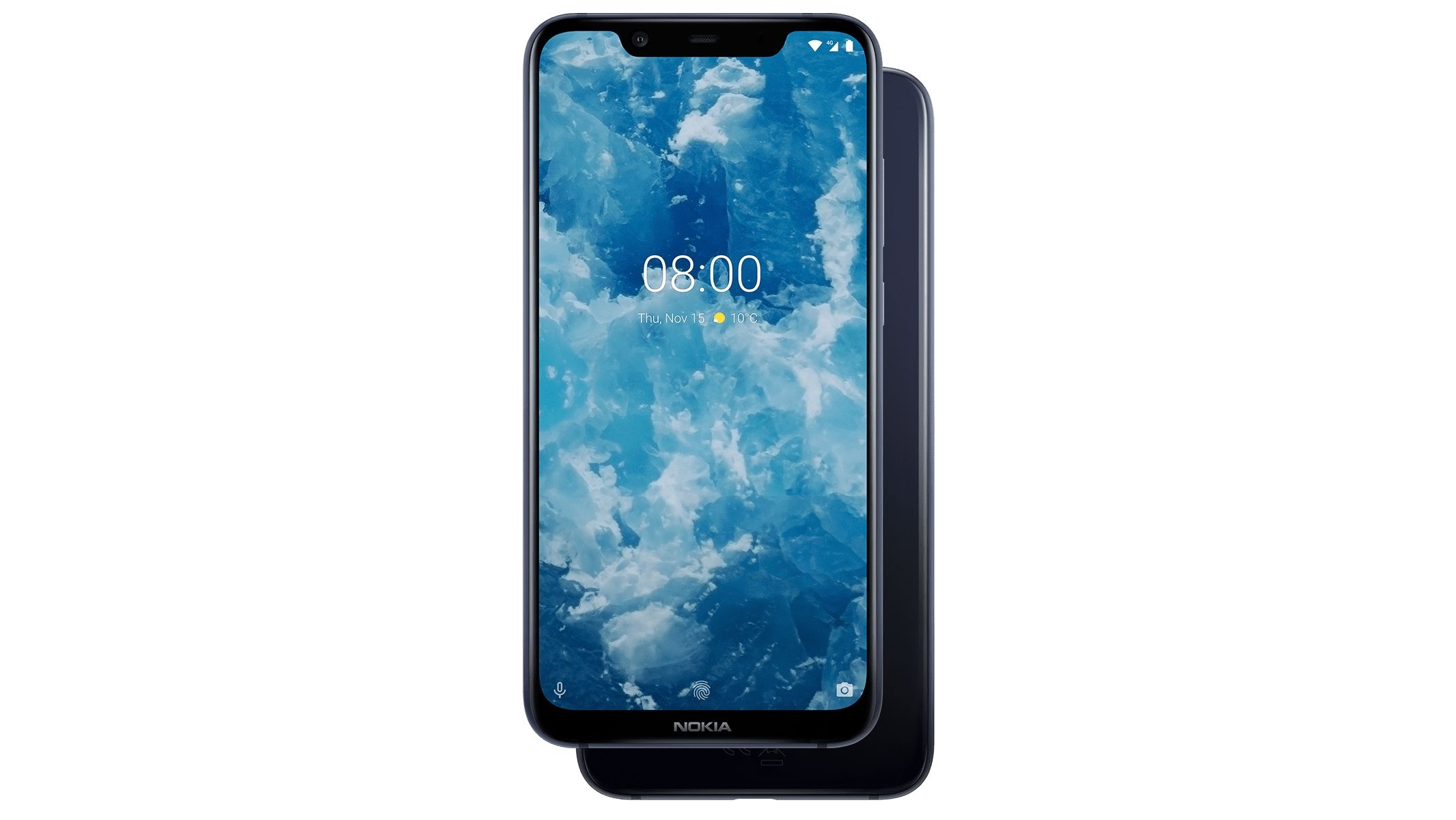 Nokia 8.1 announced with big screen and dual cameras
