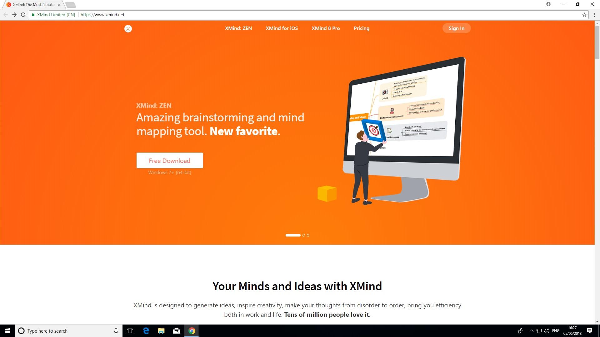 X Mind 8