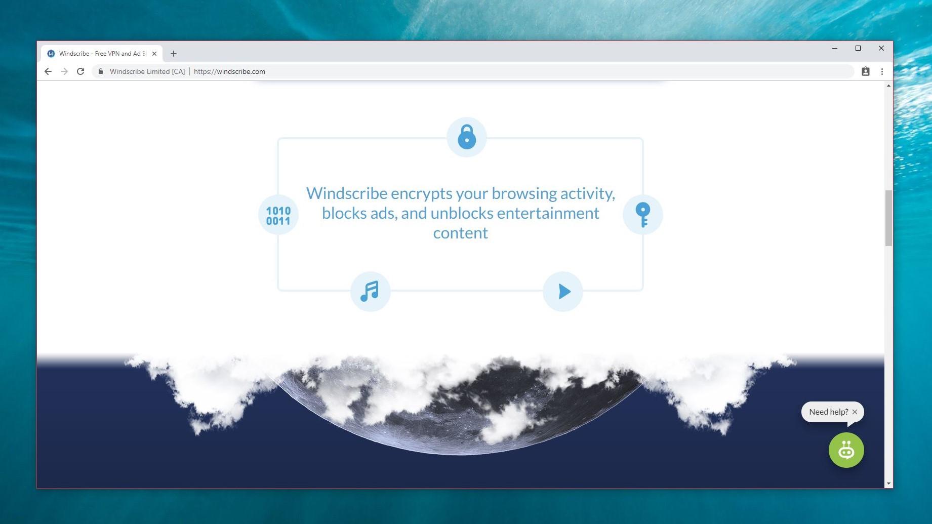 Windscribe VPN review - 云聚网