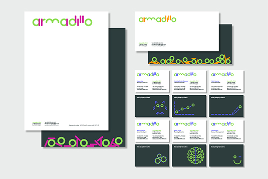 Brand Impact Awards - Armadillo, by Supple