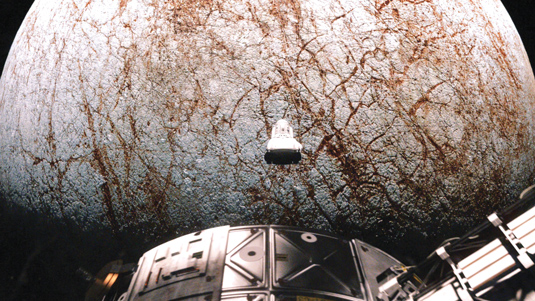 Behind the scenes of Europa Report