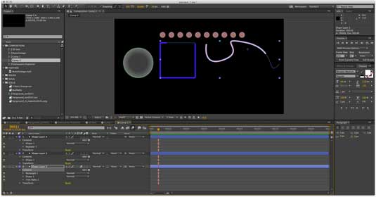 Beginner's After Effects Shape Layers