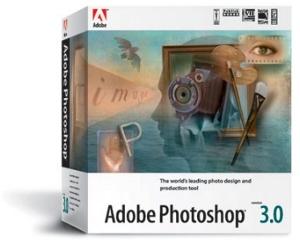 Photoshop 3.04 box shot