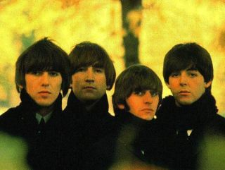 The Beatles get uked