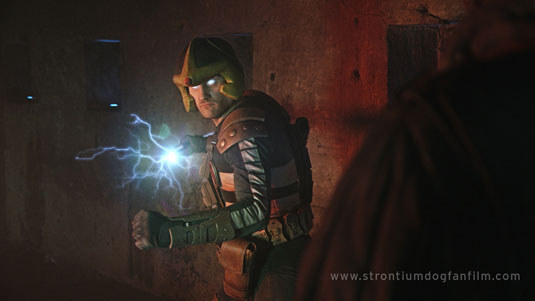 strontium dog character
