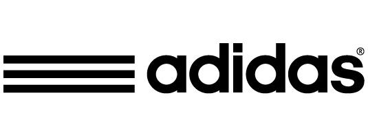 modern logo design - adidas