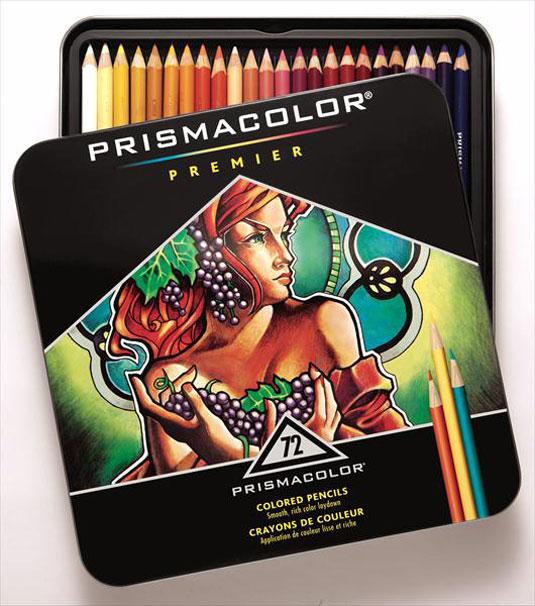 Best pencils - Prismacolor