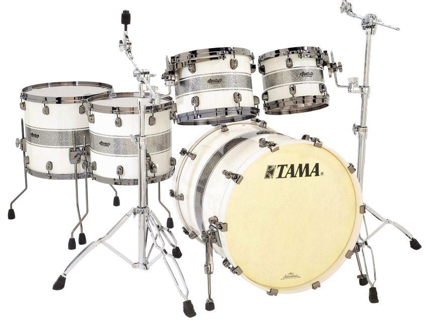 tama starclassic bubinga drum kit review musicradar. Black Bedroom Furniture Sets. Home Design Ideas