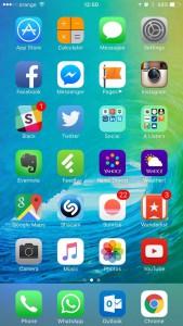 iOS 9 Public Beta