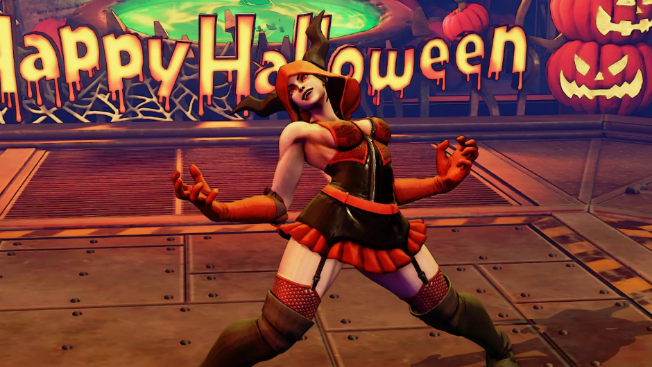 Street Fighter\'s 5 Halloween DLC adds a Darkstalkers costume and a ...