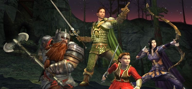 lord of the rings online europe free to play download