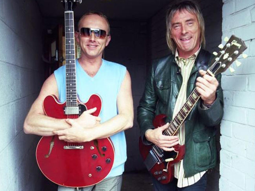 Image result for paul weller and steve cradock