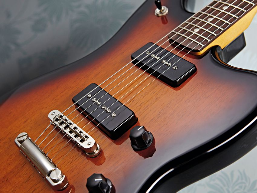 fender modern player jaguar review musicradar. Black Bedroom Furniture Sets. Home Design Ideas