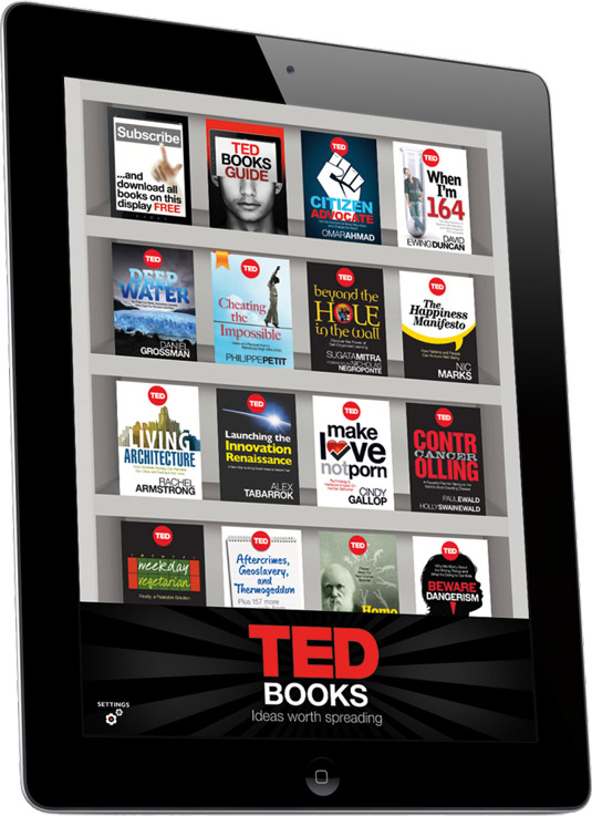 Mobile publishing trends: TED