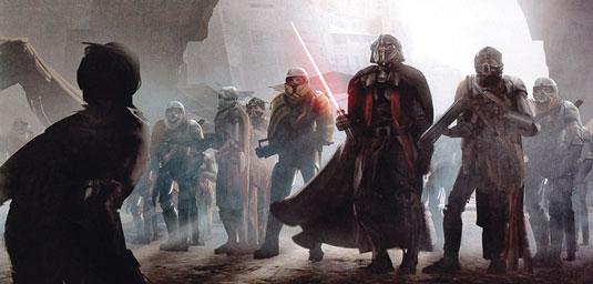 The Art of Star Wars: The Force Awakens Kylo Ren