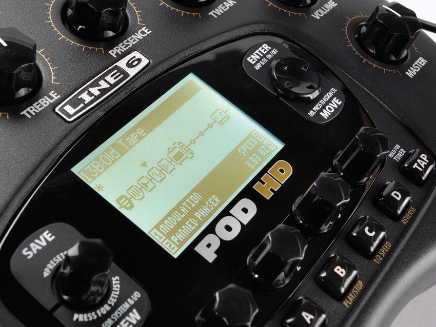 Line 6 Pod Hd Review Musicradar