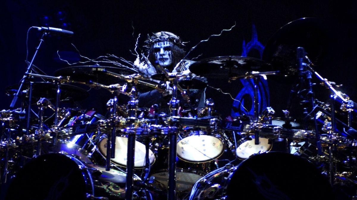 Joey Jordison: Download shows are 'some of Slipknot's best ...  Joey Jordison Drums Wallpaper
