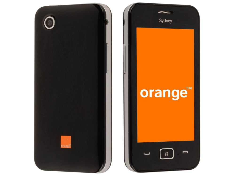 orange offers touchscreen smartphone for 20 itproportal. Black Bedroom Furniture Sets. Home Design Ideas