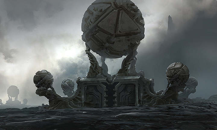 Speed painting tips - James Paick