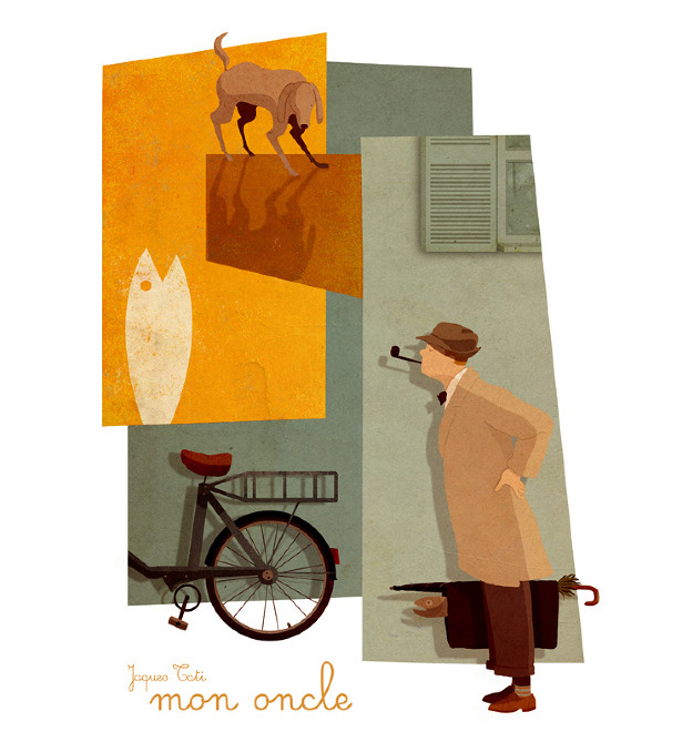 Andrew Lyons - Mon Oncle