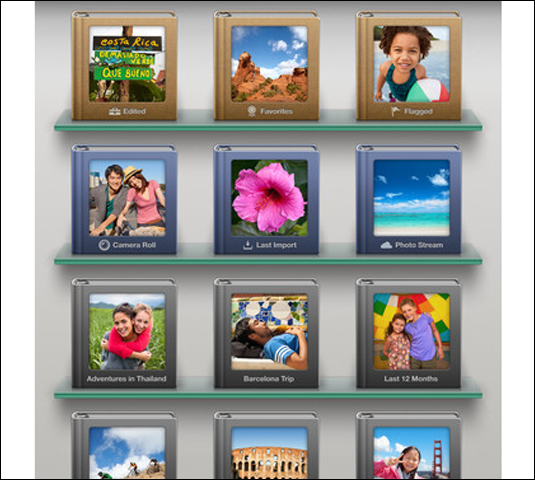 App design trends: iPhoto