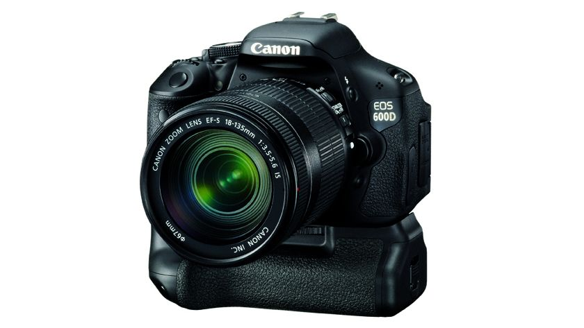 canon eos 600d review techradar. Black Bedroom Furniture Sets. Home Design Ideas