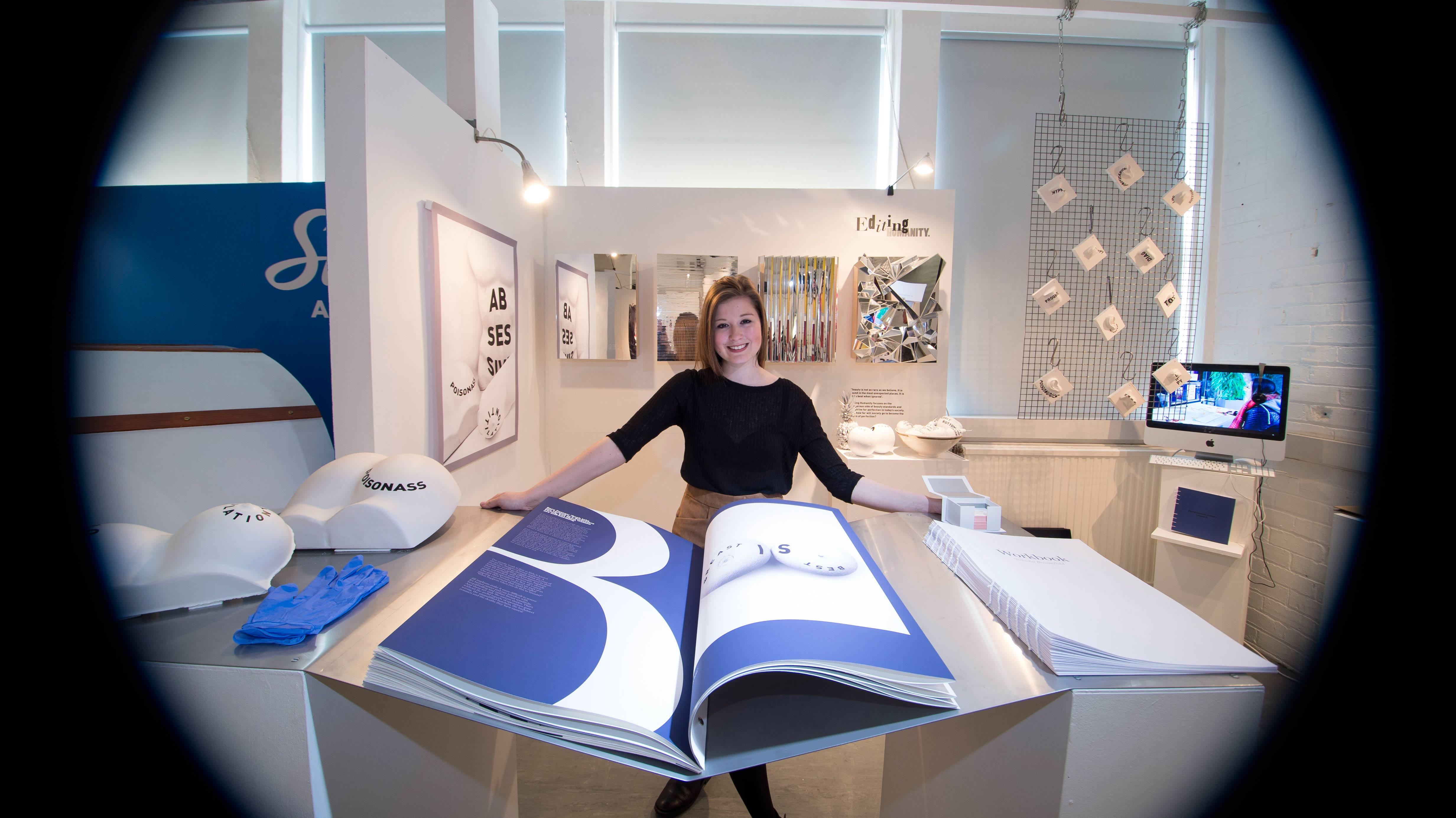 Edinburgh Napier: Natasha Broomfield