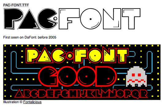 Download fonts: DaFont