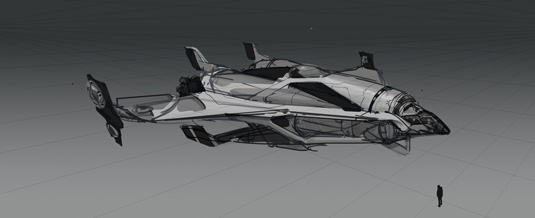Game Space Ship: step 6