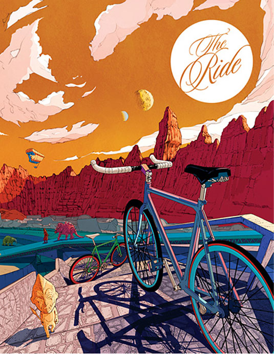Magazine Covers: The Ride