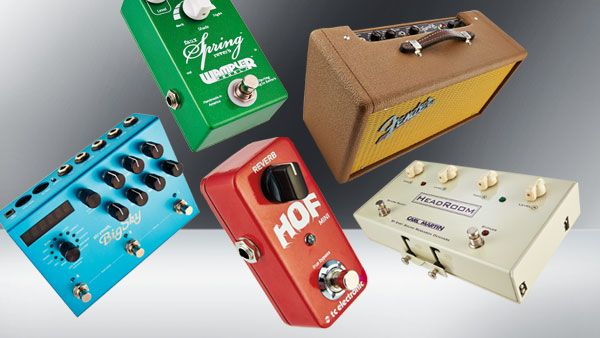 Reverb pedals: what you need to know