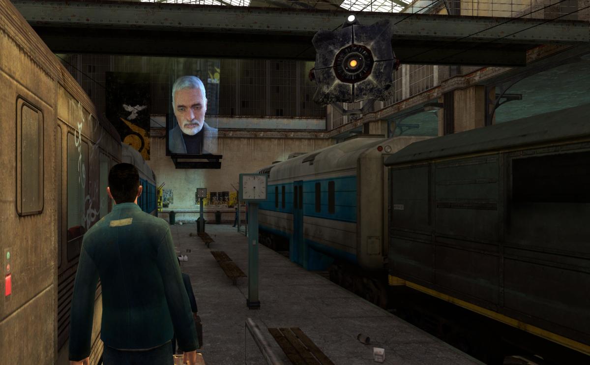 Half-Life 2: Graphics Update Mod - YouTube