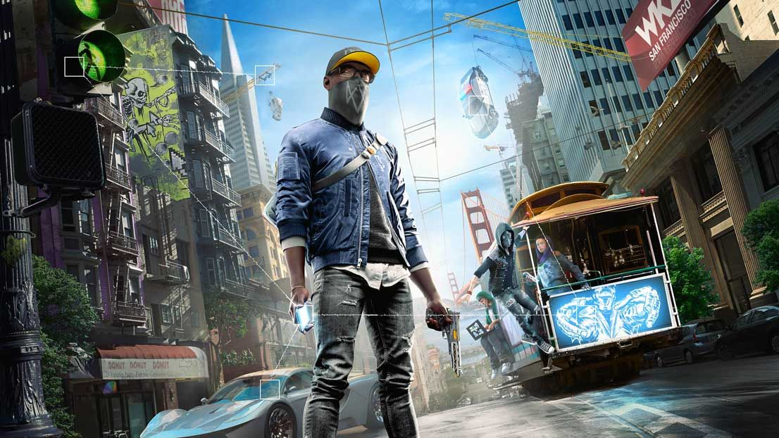 Watch Dogs 2 is getting four-player co-op later this year