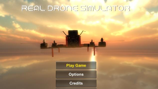 Gerçek Drone Simülatörü