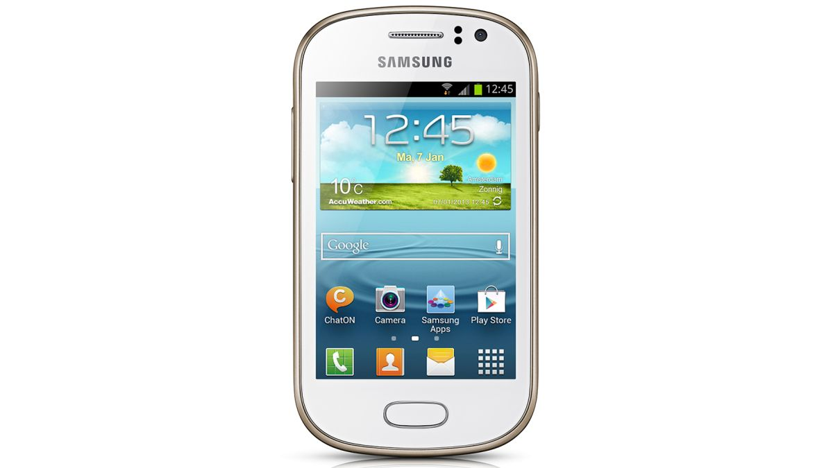 Samsung Galaxy Fame Review Techradar