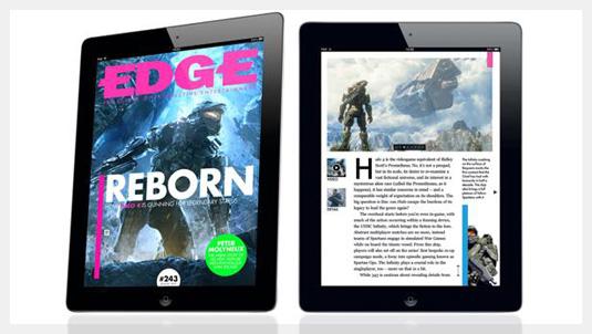 Edge iPad app