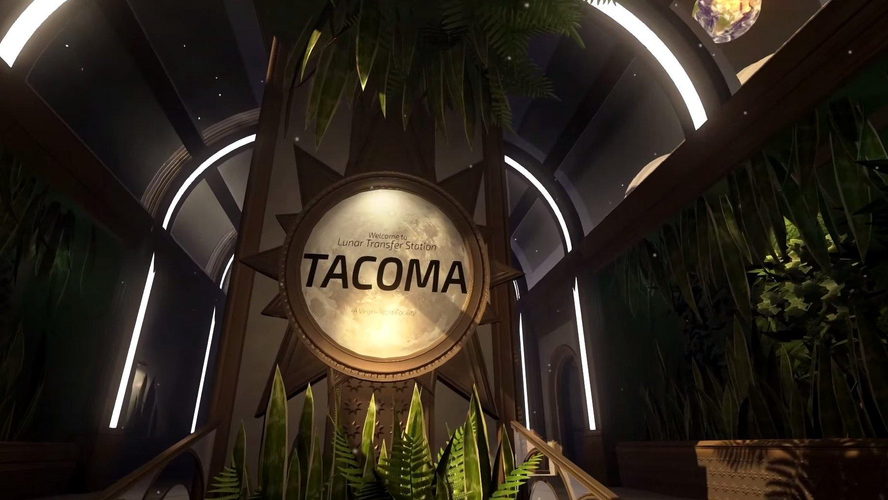 Resultado de imagem para E3 2017: TACOMA