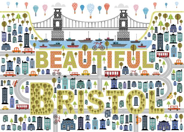 Natalie Hughes - Beautiful Bristol