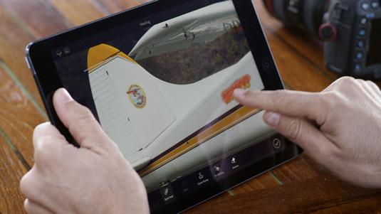 Photoshop fix on iPad