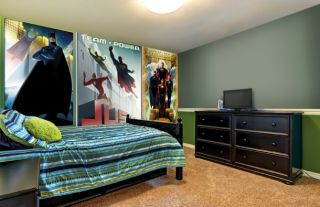 promotion wall murals made to measure from. Black Bedroom Furniture Sets. Home Design Ideas