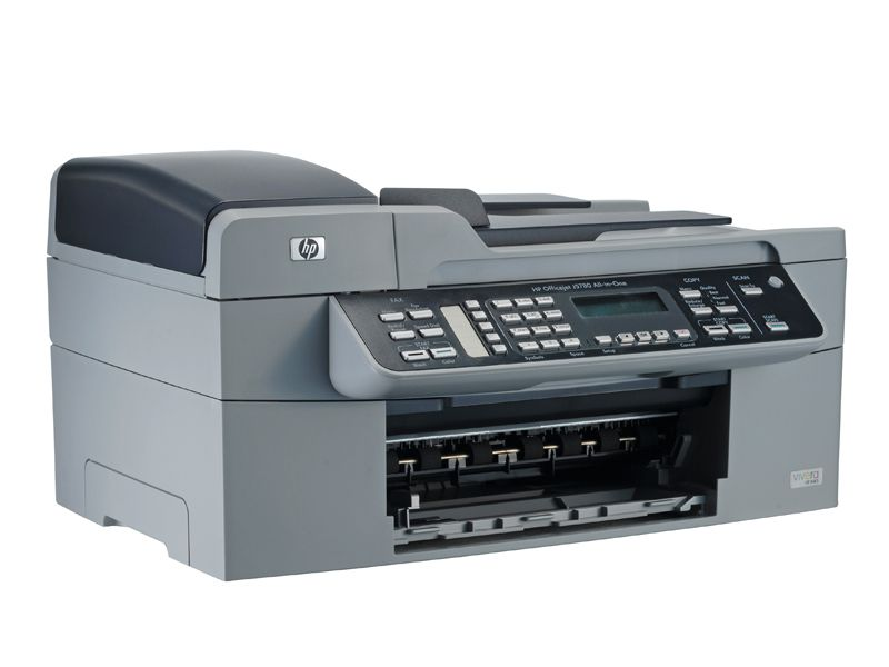 HP Officejet J All-in-One Printer Drivers Download for Windows 7 10