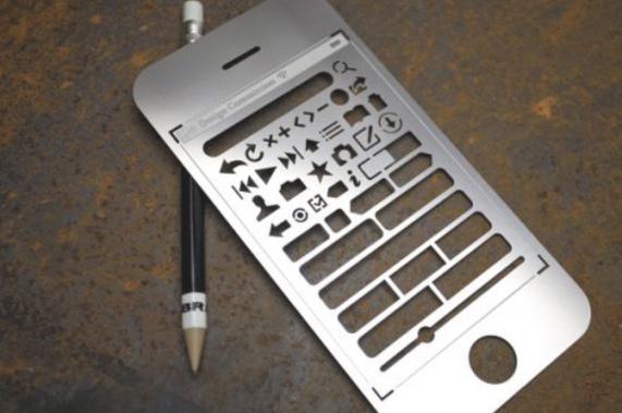 mobile stencil