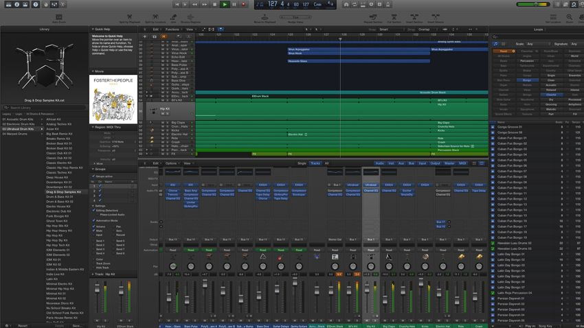 Logic Pro X - Technical Specifications - Apple