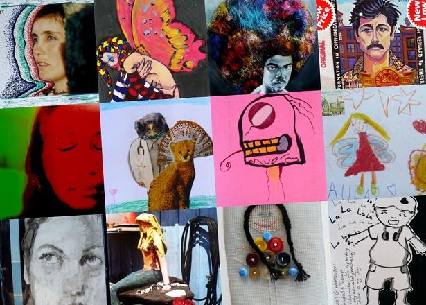 Postal Art Trinidad & Tobago - Postal Art
