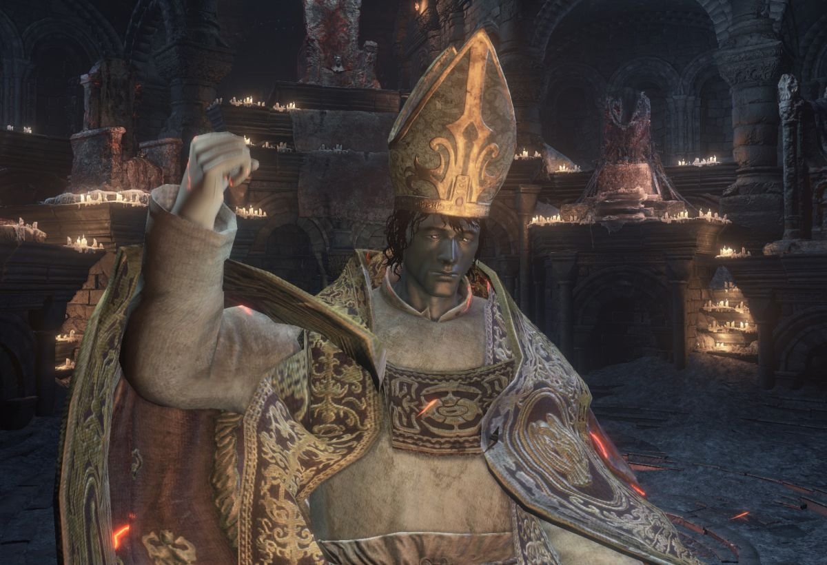 Character Design Dark Souls 3 : Show us your dark souls character pc gamer