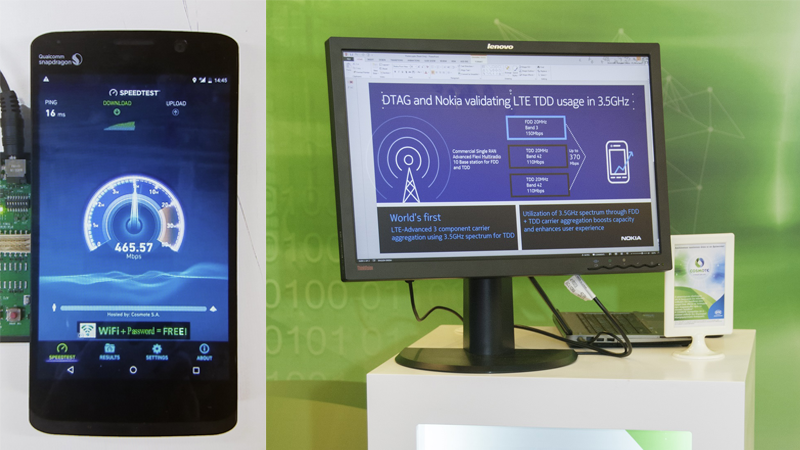 COSMOTE shows new tech, promises speedy mobile internet ...