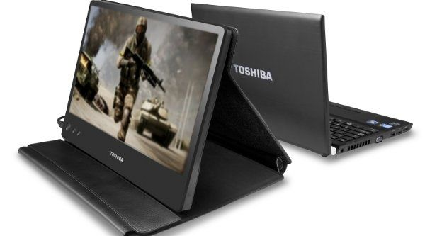 Usb Powered Monitor : Toshiba launches usb powered monitor pc gamer