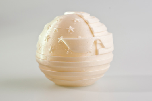 3D printed balls